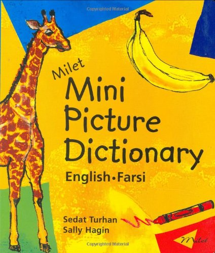Milet Mini Picture Dictionary English Farsi