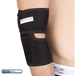 PhysioRoom Ellenbogenbandage Stützbandage - Neopren Ellenbogen-Stütze mit CoolMax Technologie - Optimale Kompression im Sport & Alltag - Schmerzlindernd bei Arthritis, Brüchen & Verstauchungen