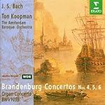 Concertos Brandebourgeois Nos 4 � 6