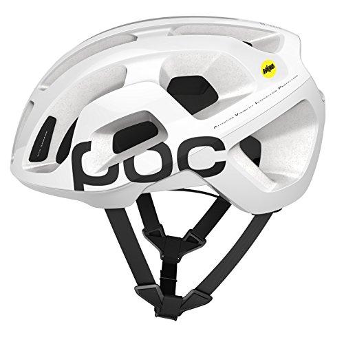 POC Octal Avip Mips Casco, Unisex Adulto, Blanco (Hydrogen White/Hydrogen White), S