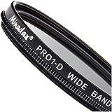Minadax CPL - Filtro polarizador circular (82 mm, PRO-1D, ultrafino)