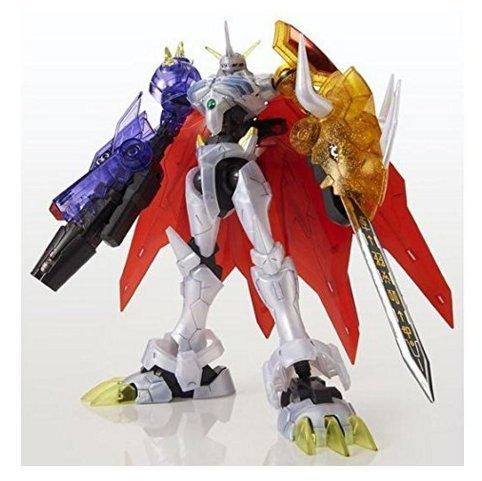 BANDAI Digimon Adventure Omegamon plastic model Reboot Special Clear Color Ver.