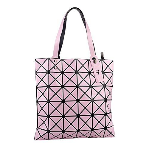 Form Geometrische Paket Cube Folding Variety-Schulter-Beutel Art Und Weise Beiläufige Handtasche B