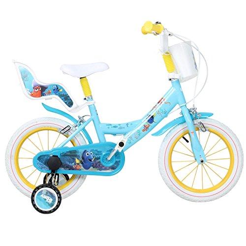 16 Zoll Findet Nemo 2 Findet Dorie Dory Kinderfahrrad Fahrrad Stützräder