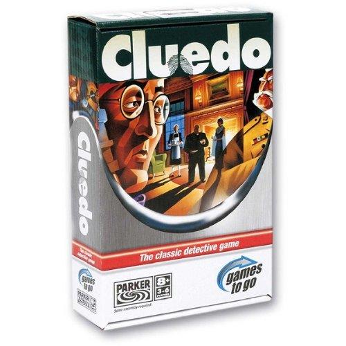 Hasbro Juegos Cluedo Viaje (00220105)