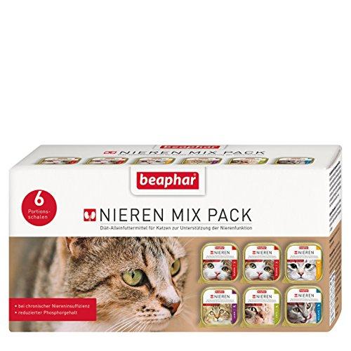 Beaphar - Nierendiät Mix Pack - 600 g (100% Natürlichen Hähnchenbrust)