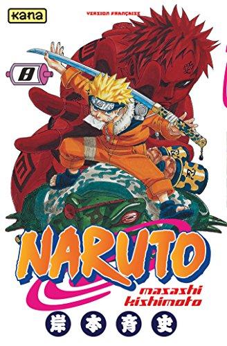 Naruto, tome 8