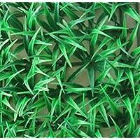 Estes.el Césped Artificial Compatible con Hierba Falsa Miniatura, Compatible con casa de muñecas o decoración de jardín, Fake Lawn 40 * 60cm, 1 PC