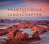 Phantastische Landschaften 2020, Wandkalender im Querformat (54x48 cm) - Landschaftskalender / Naturkalender mit Monatskalendarium