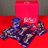 Cadbury Dairy Milk Love Ultimate Gift Box - Great Gift for...
