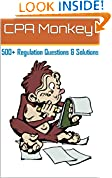 #9: CPA Monkey - 500+ Multiple Choice Questions for Regulation 2016-2017 Edition