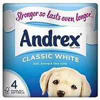 Andrex Classic White 10X4 Rolls