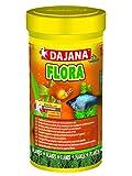 Dajana Flora 250ML–Comida en Copos para Peces de Agua Dulce