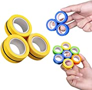 Magnetic toys Magnetic fidget spinners Magnetic rings Magnetic finger rings Magnetic fidget ring
