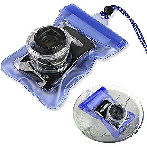 Funda acuatica bolsa submarina foto agua resistente para camara digital Nikon