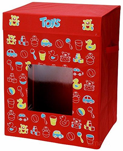 Caja para juguetes Caja 56x 44x 34cm, 83L