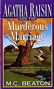 Agatha Raisin and the Murderous Marriage par [Beaton, M. C.]