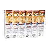 A+D Salbe zur Behandlung von Windeldermatitis mit Vitamin A und D, 42,5 g