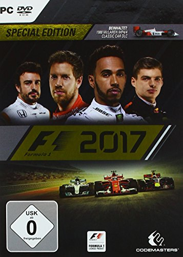 F1 2017 Special Edition - [PC]