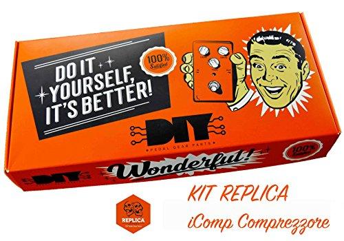 Diypedalgearparts® Kit iComp Compresor Replica
