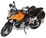KTM Sm-t 990 Orange Schwarz 1/12 K-T-M Motorradmodell Motorrad Modell