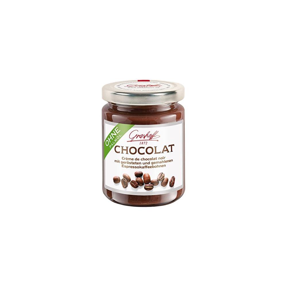 250g Grashoff Dunkle Chocolat Mit Espressokaffeebohnen Ab 30 Euro Versandkostenfrei