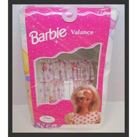 Barbie Doll Ballerina 84 X 15 One Rod Pocket Valance Made in U.S.A.