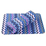 Best Blue Wave Soft Pillows - Everpert Wave Printed Nail Art Cushion Pillow H Review