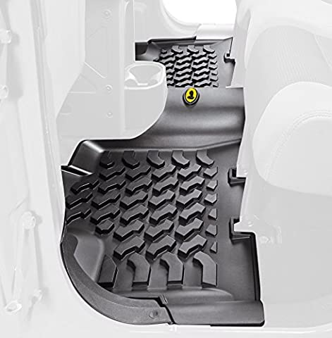 Bestop 51504-01 Rear Floor Liner