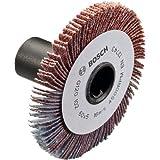 Bosch Abrasif bois pour ponceuse PRR 250 ES 5 mm G80 Rouge