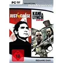 Square Enix Masterpieces - Just Cause + Kane & Lynch: Dead Men - [PC]