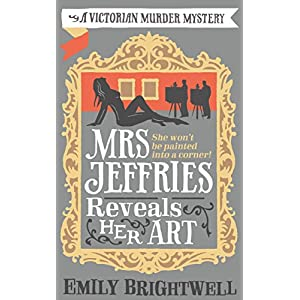 Mrs Jeffries Reveals her Art (Mrs.Jeffries Mysteries Book 12)