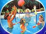 Schwimmtor Pool Volleyballnetz Volleyball Spiel