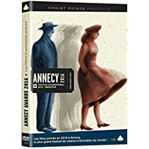 Annecy awards 2016