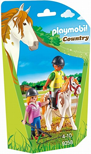 Playmobil 9258 Riding instructor