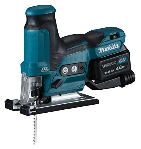 Makita, seghetto alternativo a batteria, JV102DSMJ 280W, 10.8V