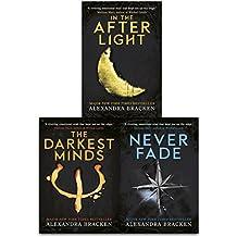 Darkest Minds Trilogy Alexandra Bracken Collection 3 Books Set (The Darkest Minds, Never Fade, In the Afterlight)