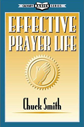 Effective Prayer Life (English Edition)