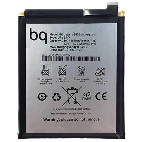 Bateria Original BQ Aquaris M5.5 / M 2017 Bulk