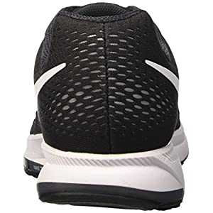buy online c1877 c6b86 Nike Air Zoom Pegasus 33 - Zapatillas de running para hombre, color negro  (black