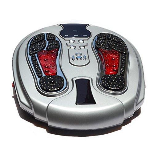 Massaggiatore plantare circolazione del sangue maxx booster massaggiatore plantare onda elettromagnetica impulso massaggiatore del piede circolazione sanguigna bellezza sanitaria