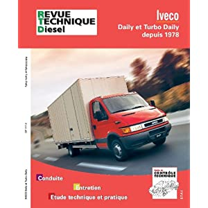 RTD – CIP 117.6 – Iveco Daily et Turbo Daily depuis 1978