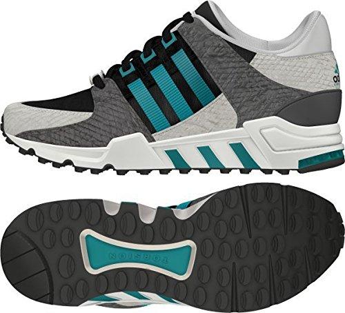 Adidas Equipment supporto 93 W, colore: nero/refsil/refsil
