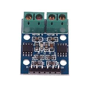 Contrôleur puce STOREINBOX HG7881 Moto 2. 5–12V H-bridge Moteur Dual moteur DC conducteur Plateau pour Arduino