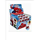 Image of 24 X SPIDER MAN SURPRISE EGGS 20g | 24 PACK BUNDLE - Comparsion Tool