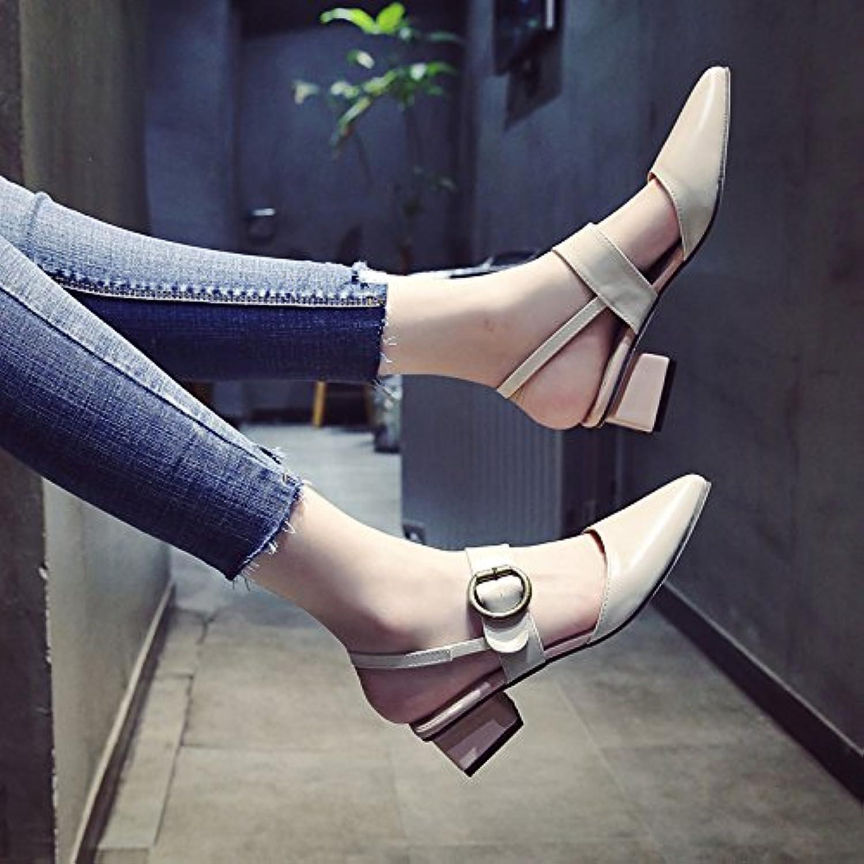 YMFIE Onorevoli Onorevoli Onorevoli estate moda scarpe a punta scarpe matrimonio festa di nozze scarpe,36 UE,un | lusso  d073e8