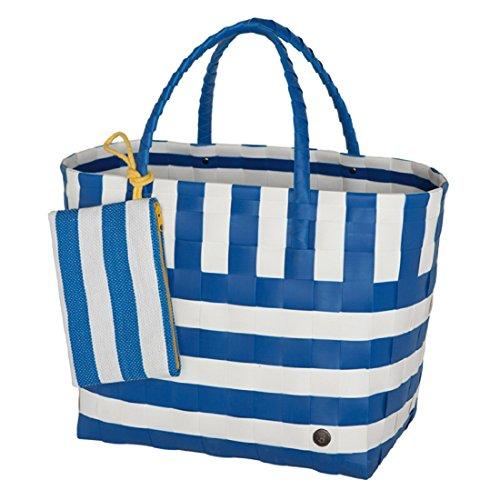 Handed By - Breeze Shopper - Einkaufskorb - Tasche - cobalt blue - Kobaltblau (Cobalt Blue Handtaschen)