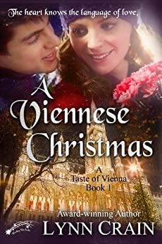 A Viennese Christmas (A Taste of Vienna Book 1) (English Edition) di [Crain, Lynn]