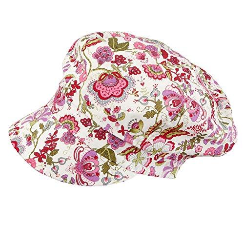 TuTu by Galeja Ballonmütze Mädchen Kappe Schirmmütze Gr. 52/56 Pink Trendartikel Sommermütze (Piraten-baseball-jersey)
