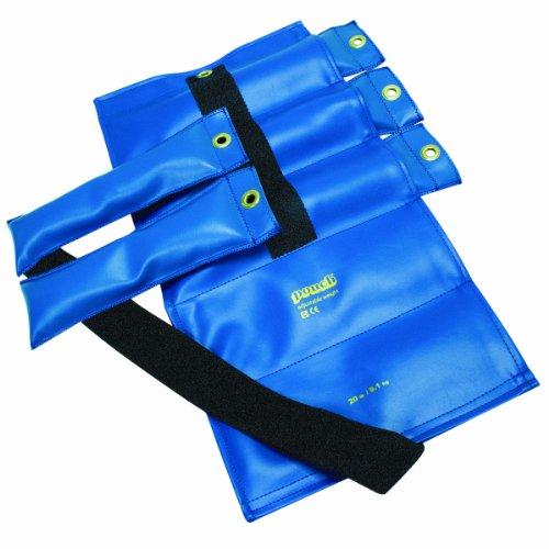 Die Manschette 10–3335–2Pädiatrische Knöchel Gewicht, 2lb, 12x 0,17LB fügt, Tan, 20 lb, blau, 1